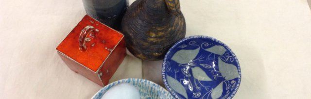 Ceramics - 9 week class with Jackie White - £175