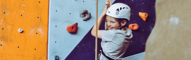 CLIMBING / AGES 8 – 12 / Session 1