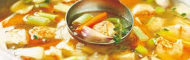 Stocks and Soups
