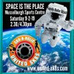 Space is the Place -Family Roller Disco, Musselburgh Family Roller Disco image