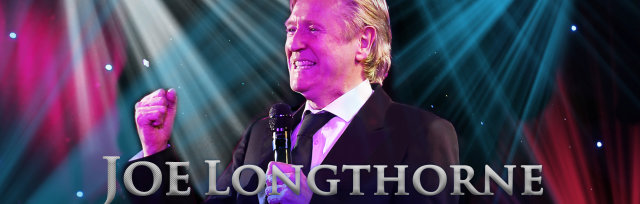 JOE LONGTHORNE MBE 'UP CLOSE & PERSONAL CHRISTMAS CABARET' AT THE DEVONSHIRE HOUSE HOTEL LIVERPOOL