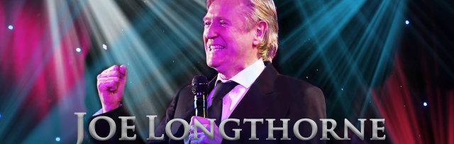 JOE LONGTHORNE MBE IN CONCERT WITH HIS BAND