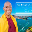 Events with Sri Avinash in Sydney 2019 image