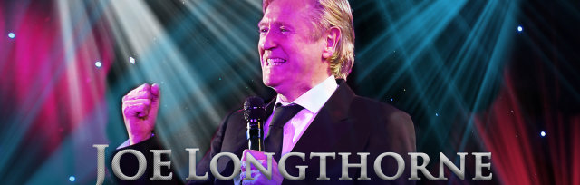 AN EVENING WITH JOE LONGTHORNE & HIS BAND AT THE WEST END WMC LEICESTER
