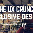 The UX Crunch: Inclusive Design image