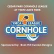 Cedar Park Cornhole Spring League image