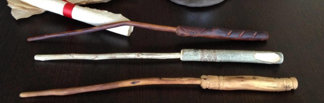 Worthwich Wand Making Class (Fort Collins)