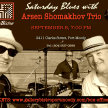 Arsen Shomakhov Trio image