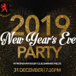 New Year's Eve Party £65/tkt 7.30pm Monday, 31 December image
