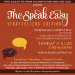 The Speak Easy: Storytellers Edition image