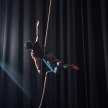Corde Lisse / Aerial Rope Masterclasses x 2 with Simon Wood: Pitch'd Circus Arts Festival: Workshops Times 10am - 1.15pm image