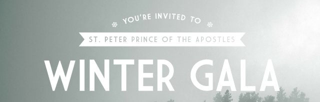 St. Peter Prince of the Apostles Winter Gala