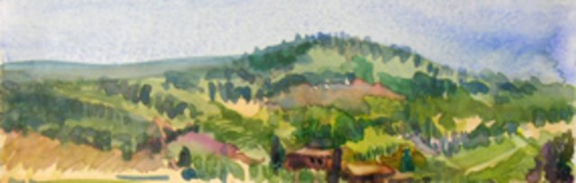 Watercolour Online Course with Isabel Carmona - 12 April to 24 May 2021 [Ref#5190]