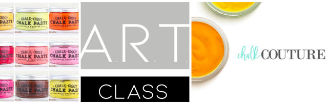 A.R.T. CLASS | CHALK COUTURE w Christy Mesimer | Home Decor