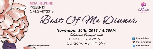 Calgary - The Best of Me - Celebrating the Strength of our Muslim Sisters