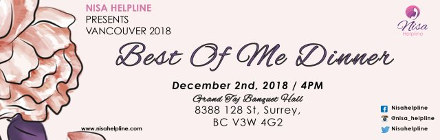 Vancouver - The Best of Me - Celebrating the Strength of our Muslim Sisters