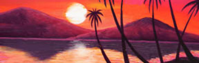 Paint & Sip! Palms at 7pm $29 UPLAND