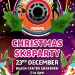 Christmas SK8 Party, Family Roller Disco,The Beach Leisure Centre, Aberdeen image
