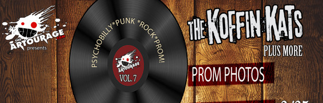 Psychobilly*Punk*Rock*Prom Feat: Koffin Kats!