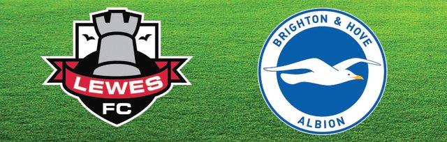 Lewes v Brighton & Hove Albion U23