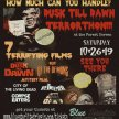From Dusk till Dawn Terrathon in the HAUNTED Forest - (Sit-in / Tent-in screening) image