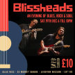 Blissheads Blues, Rock & Soul Band! image