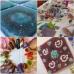 Festive Fused Glass Lantern & Decorations at The Codsall Hive for beginners/refreshers. image