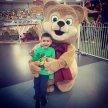 Fun with Hubby Bear image