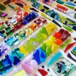 Family Friendly Drop in Fused Glass Taster Sessions with Suzie Lavender -Hollybush Shareshill - suitable for all ages image