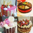 The Bunnery Beginners Cake Decorating Class May 2021 image