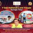 Y GEE MAHENDRA Europe Tour - Ragasiyam Parama Ragasiyam - RUISLIP image
