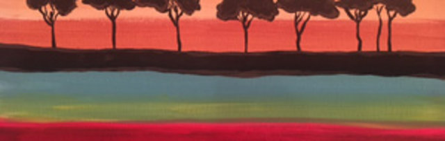 Paint & Sip! African Trees at 3pm $29 Upland