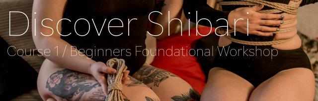 Discover Shibari Weekend (Course 1)