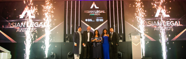 Asian Legal Awards - 25th anniversary
