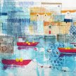 Harbours and Boats in Acrylics with Karen Carter [Ref#464] image