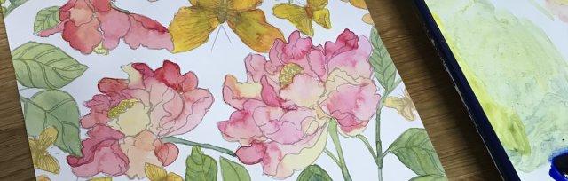 Beginner's Watercolor Workshop- Spring Break