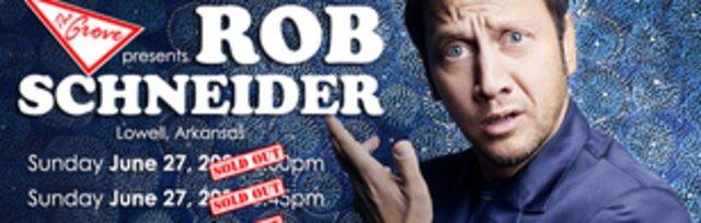 Rob Schneider Live at The Grove