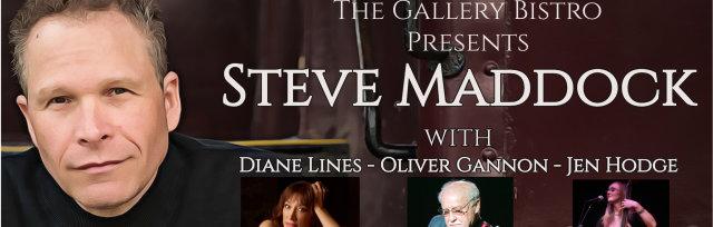 Steve Maddock Dinner Concert