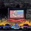 Grateful Dead Nite At the Drive-in - BLUE - Colorado DRIVE-IN   (Minturn, CO.) *-8:30 Show/7:30pm Gates image