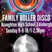 Family Roller Disco-Broughton High School image