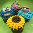 Fun with Cupcakes, Instructor: Gingerbread Artist Pat Ashley Howard image