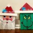 Paint Your Pallet: Santa, Grinch or Snowman image