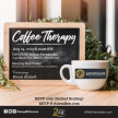 Coffee Therapy - Mommy Red Table! image