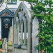 Talliston House & Gardens Christmas tour image