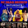 DC Drag Brunch Tickets Secure Seats Sat April 4th image