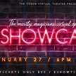 THE SHOWCASE! by The mostly magicians virtual open mic image