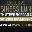 Exclusive Business Lunch with Steve Morgan CBE image