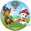 Chase & Marshall from Paw Patrol image