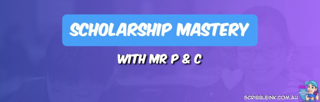 Scholarship Mastery