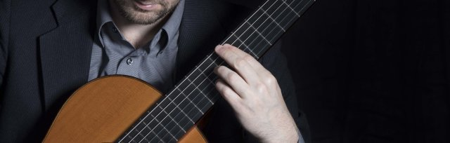 Online Sales Closed; Purchase  Classical Guitarist Yuri Liberzon in Concert
